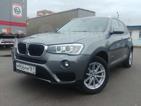 BMW X3, 2014 год, 1 375 000 руб.