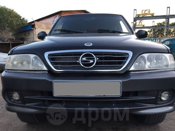 SsangYong Musso, 2001 год, 355 000 руб.