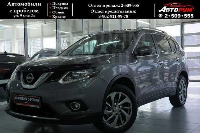 Nissan X-Trail, 2015 год, 1 387 000 руб.