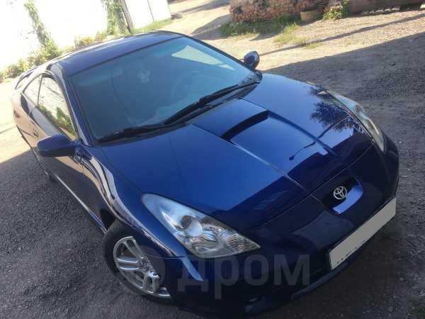 Toyota Celica, 2001 год, 360 000 руб.