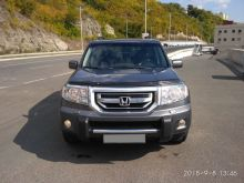 Уфа Honda Pilot 2011