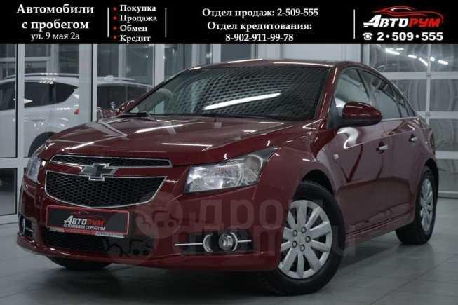 Chevrolet Cruze, 2010 год, 427 000 руб.