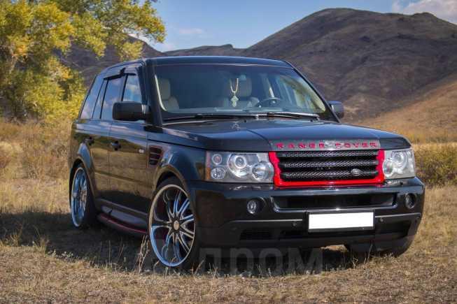 Land Rover Range Rover Sport, 2009 год, 1 090 000 руб.