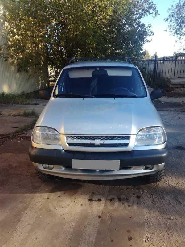 Chevrolet Niva, 2003 год, 100 000 руб.