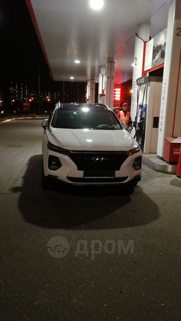 Hyundai Santa Fe, 2018 год, 3 225 000 руб.