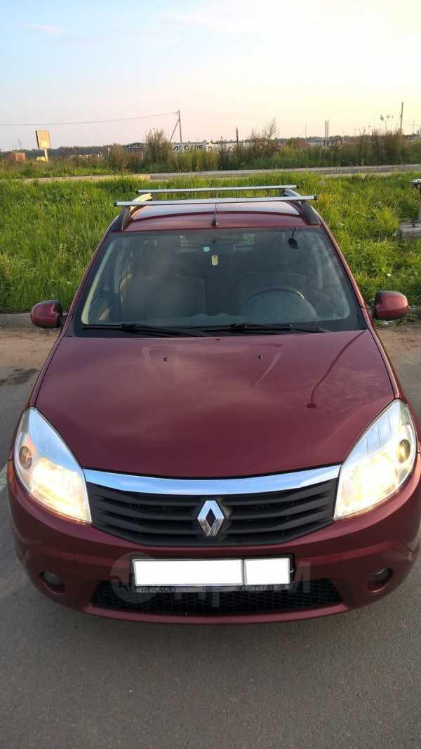 Renault Sandero, 2012 год, 369 999 руб.