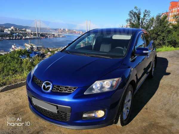 Mazda CX-7, 2007 год, 605 000 руб.