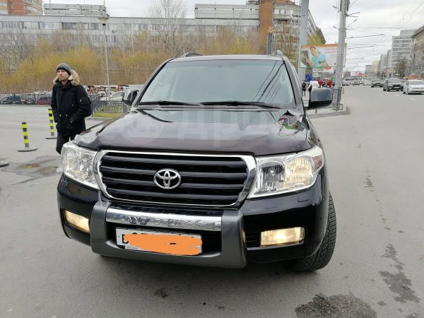 Toyota Land Cruiser, 2008 год, 1 730 000 руб.