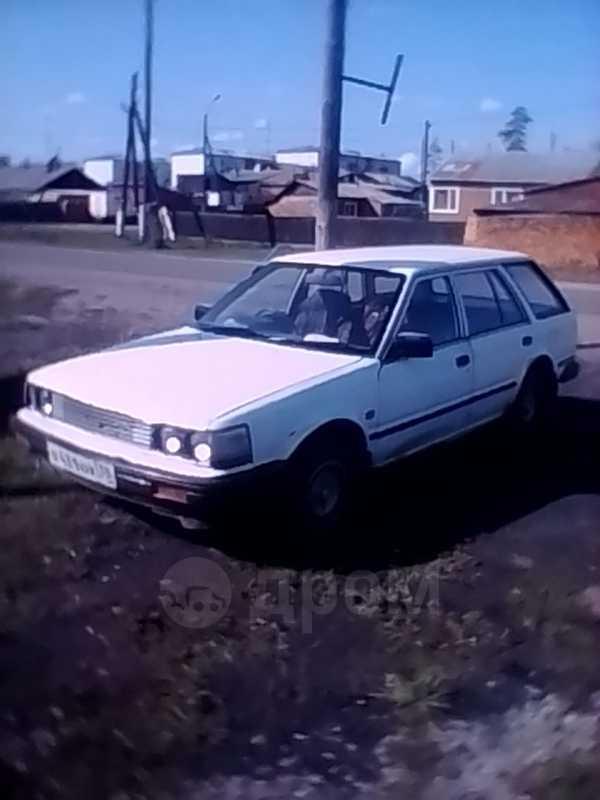 Nissan Bluebird, 1987 год, 55 000 руб.