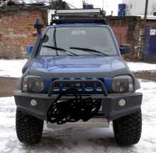 Suzuki Jimny, 2008 г., Красноярск