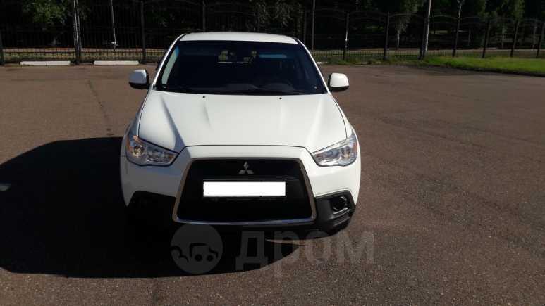 Mitsubishi ASX, 2013 год, 659 000 руб.