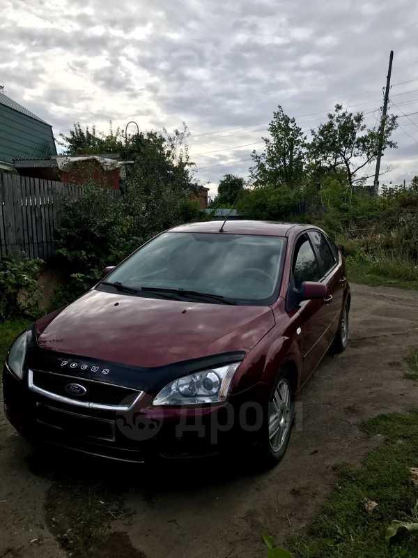 Ford Focus, 2005 год, 165 000 руб.