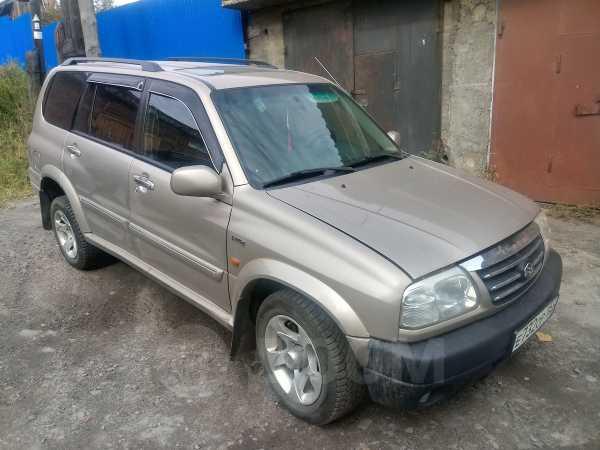 Suzuki Grand Vitara XL-7, 2002 год, 450 000 руб.