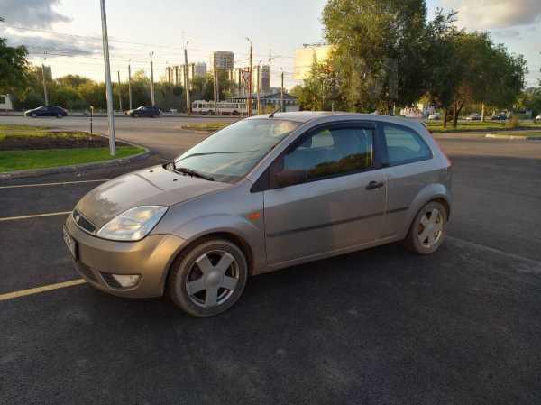 Ford Fiesta, 2003 год, 210 000 руб.