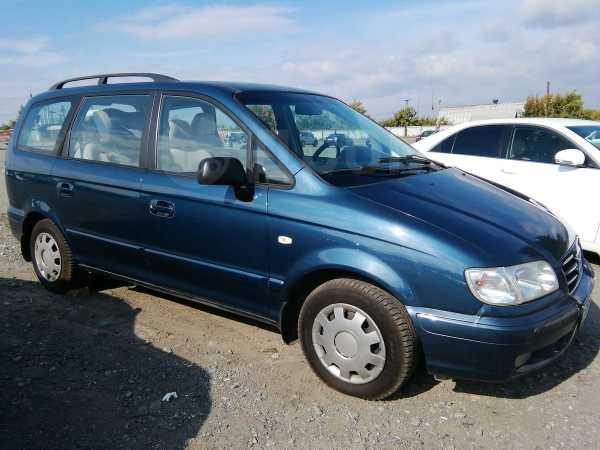Hyundai Trajet, 2006 год, 425 000 руб.