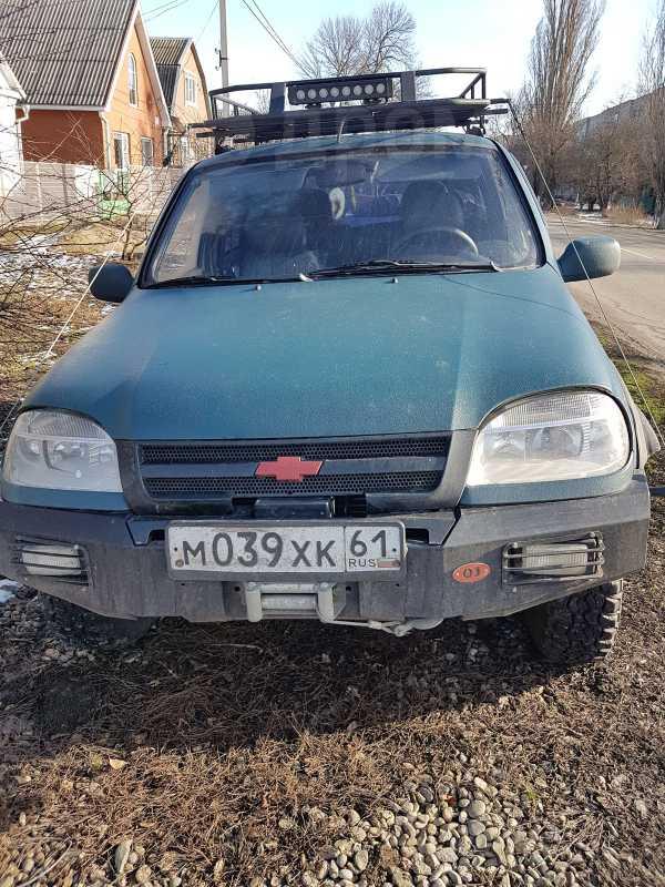 Chevrolet Niva, 2004 год, 310 000 руб.