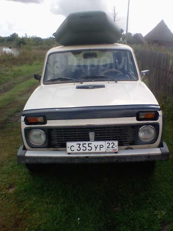 Лада 4x4 2121 Нива, 1987 год, 75 000 руб.