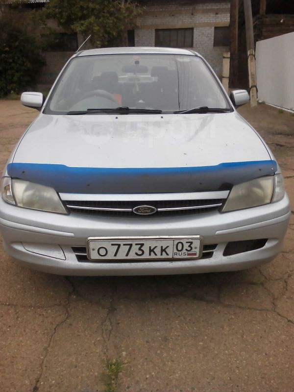 Ford Laser, 1998 год, 180 000 руб.