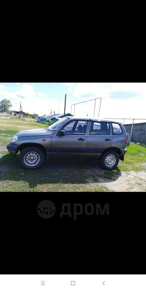 Chevrolet Niva, 2005 год, 175 000 руб.