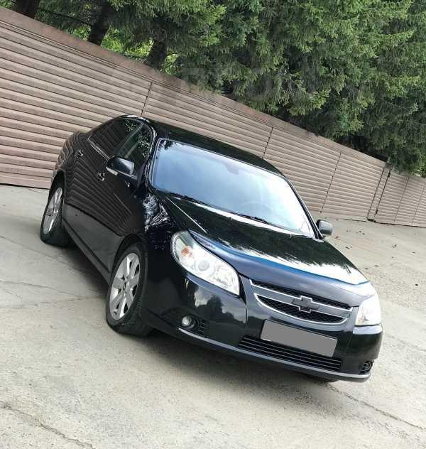 Chevrolet Epica, 2010 год, 490 000 руб.