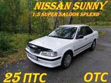 Nissan Sunny, 2000 г., Томск