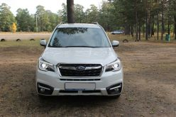 Чита Forester 2016
