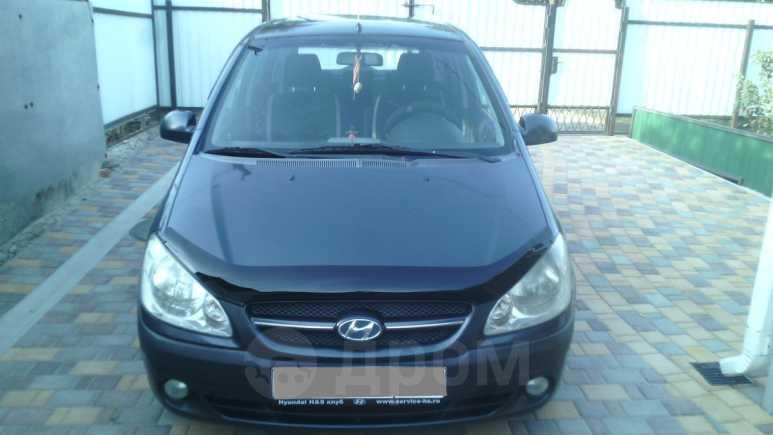 Hyundai Getz, 2005 год, 190 000 руб.