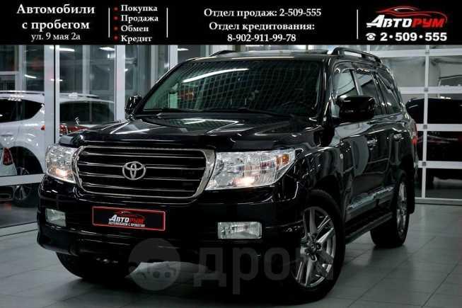 Toyota Land Cruiser, 2011 год, 2 087 000 руб.