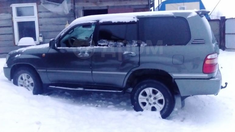 Toyota Land Cruiser, 2002 год, 950 000 руб.