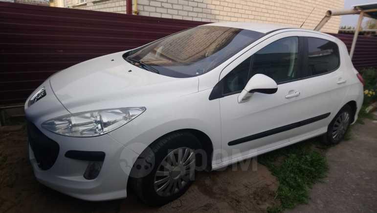 Peugeot 308, 2011 год, 290 000 руб.