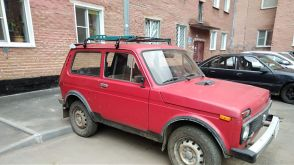 Кемерово 4x4 2121 Нива 1990