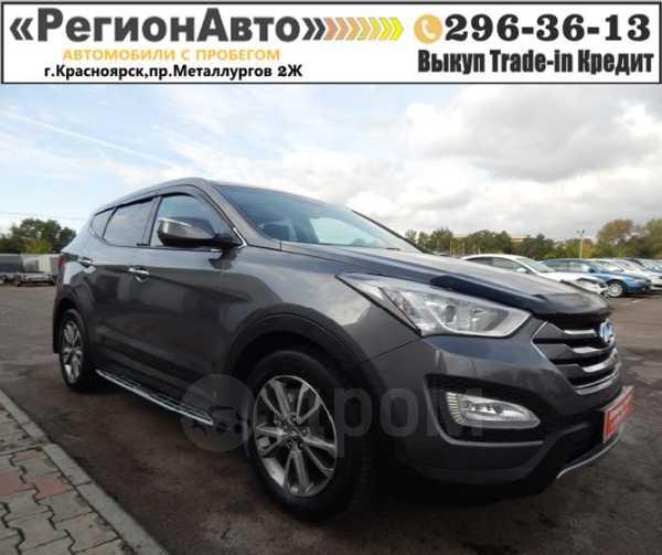 Hyundai Santa Fe, 2012 год, 1 145 000 руб.