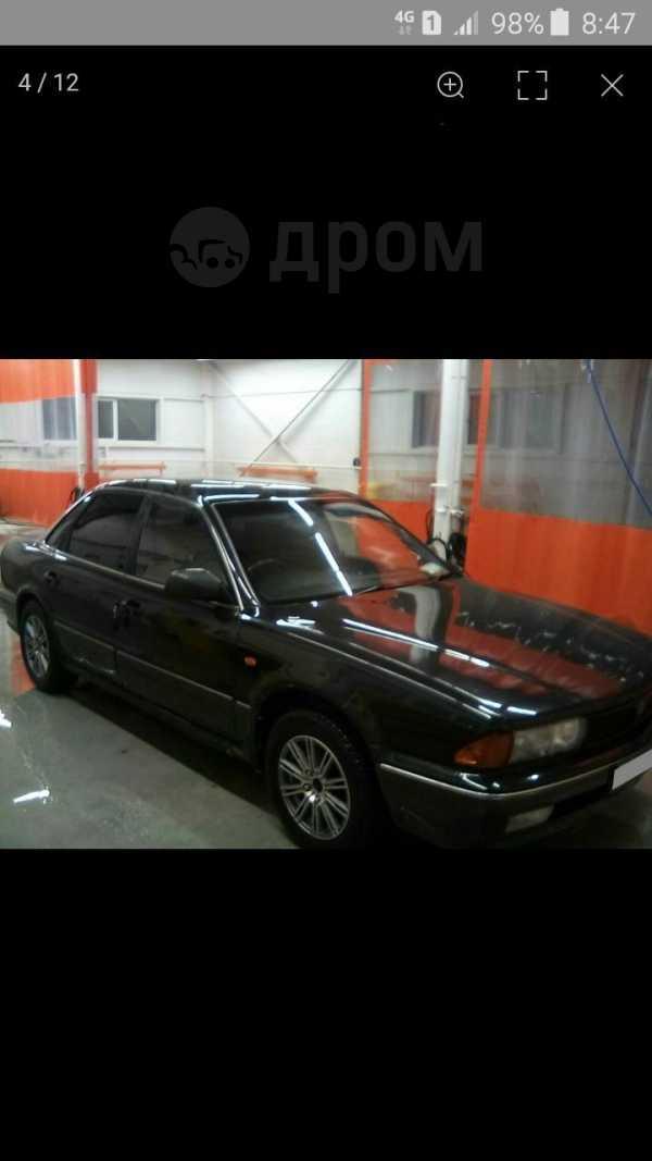 Mitsubishi Sigma, 1992 год, 60 000 руб.