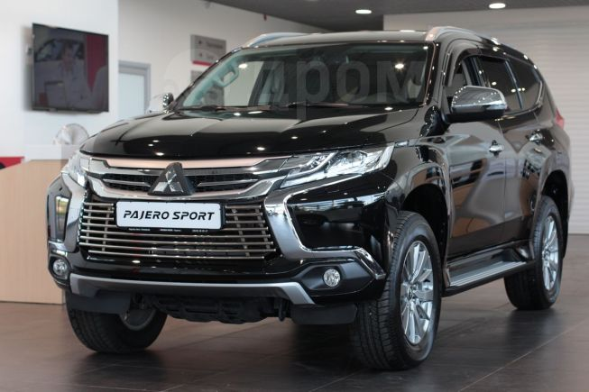 Mitsubishi Pajero Sport, 2018 год, 2 488 000 руб.