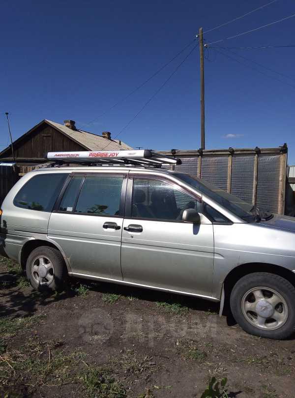 Nissan Prairie Joy, 1998 год, 189 000 руб.