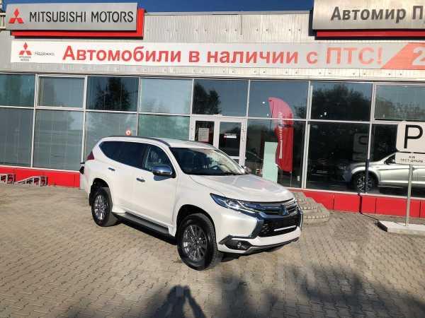 Mitsubishi Pajero Sport, 2018 год, 2 875 000 руб.