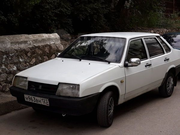 Лада 21099, 1999 год, 58 000 руб.