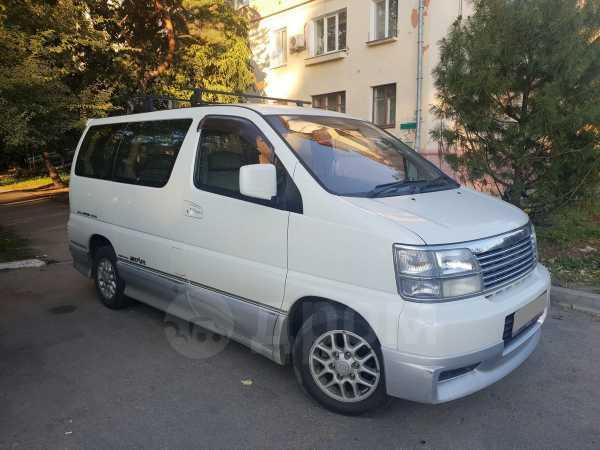 Nissan Elgrand, 1998 год, 435 555 руб.