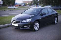 Opel Astra, 2013 г., Красноярск