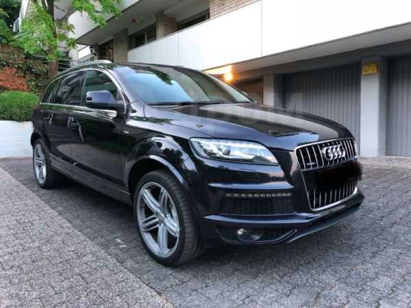 Audi Q7, 2012 год, 1 125 000 руб.