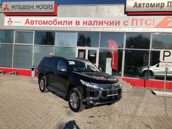 Mitsubishi Pajero Sport, 2018 год, 2 933 000 руб.
