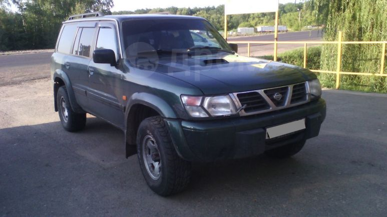 Nissan Patrol, 1999 год, 465 000 руб.
