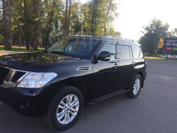 Nissan Patrol, 2012 год, 1 960 000 руб.