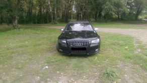 Красноярск Audi S8 2007