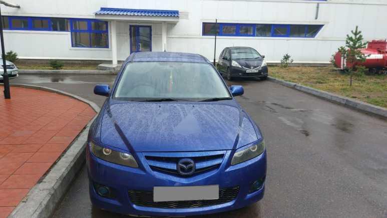 Mazda Atenza, 2006 год, 430 000 руб.