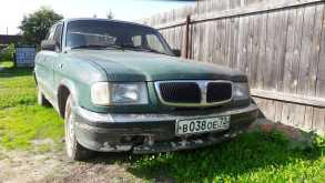ГАЗ 3110 Волга, 2001 г., Тюмень