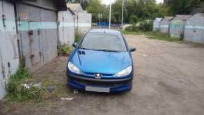 Peugeot 206, 2006 г., Омск