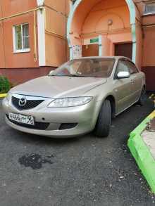Mazda 6, 2004 г., Воронеж