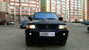 Томск Montero Sport 2003