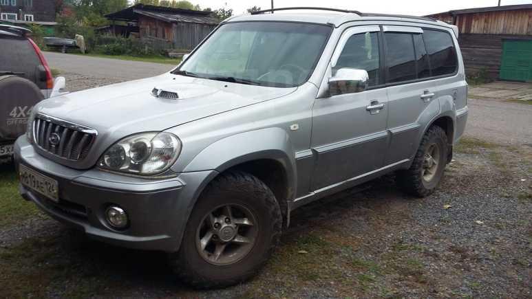 Hyundai Terracan, 2001 год, 480 000 руб.